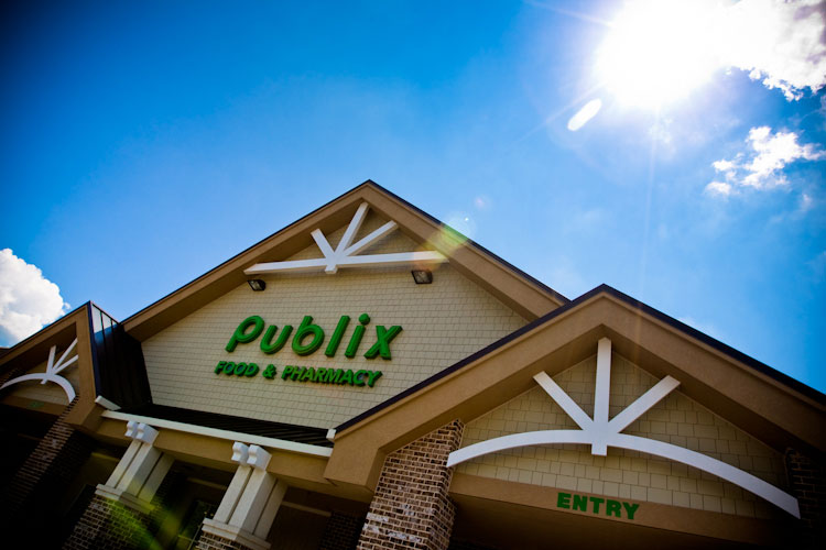 Grocery Anchored Publix Construction Benning Construction