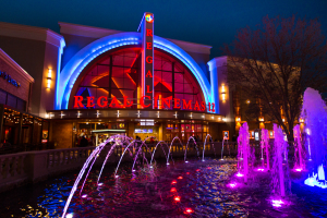 Regal Entertainment Movie Theater Georgia
