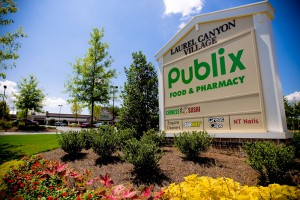 Grocery Anchored - Publix Construction - Benning Construction Company