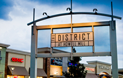 The District - Retail Construction - Benning Construction Company