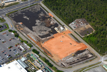 New Publix - Gulf Breeze FL - Benning Construction Company