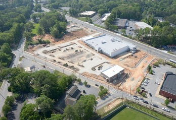 Publix Center at Moore's Mill and Bolton Rd - Benning Construction Company