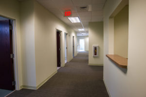 Conyers Medical Office Building-Interior6-Office Building Construction Benning-Construction-Company