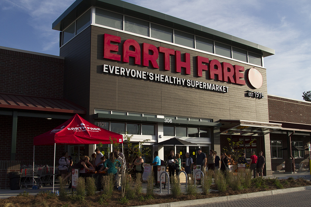 Earth Fare-Summerville-SC-Grocery Anchored Construction-Benning-Construction-Company
