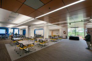 Gordon-College-Library-interior4-Education Construction-Benning-Construction-Company