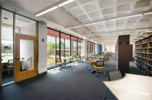 Gordon-College-Library-interior7-Education Construction-Benning-Construction-Company