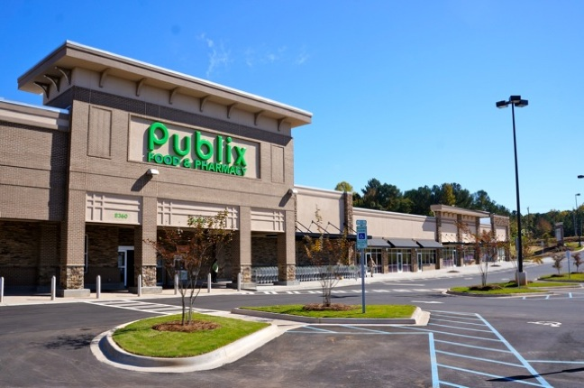 Publix-Indianland-South-Carolina-Grocery Anchored Construction-Benning-Construction-Company