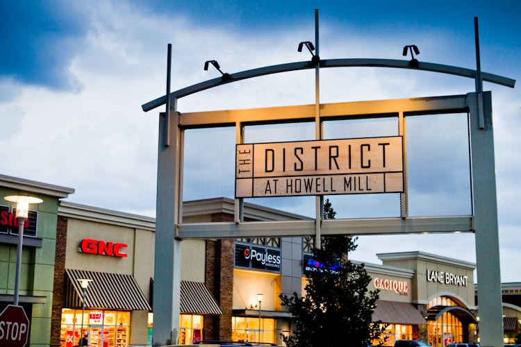 The-District-Howell-Mill-Retail Construction-Benning-Construction-Company
