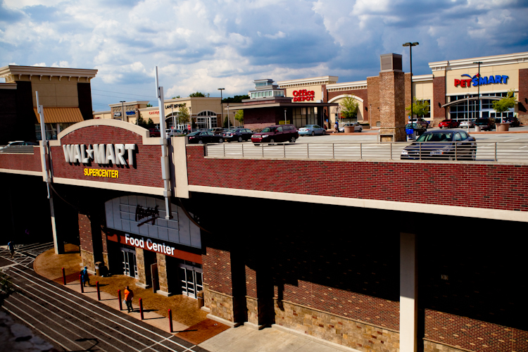 The-District-Howell-Mill-Walmart-Retail Construction-Benning-Construction-Company