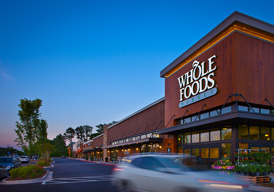 Whole-Foods-Knoxville-TN-Grocery Anchored Construction-Benning-Construction-Company